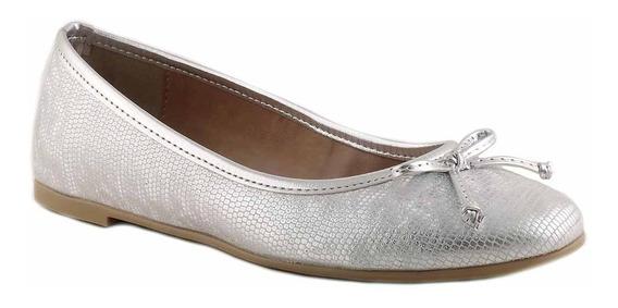 Chatita Mocasin Zapato Goma Mujer Briganti - Mccha2943 Pt