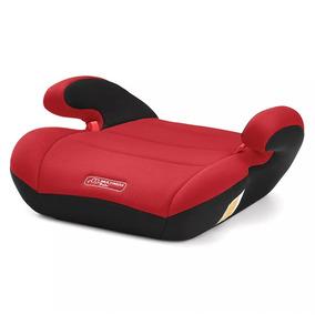 Assento Para Auto Safe Booster 22-36kg Vermelho Multikids Ba