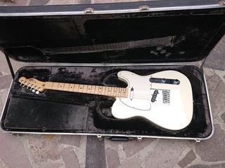 Guitarra Fender Telecaster 60 Aniversario Mim, C/estuche