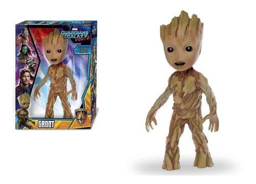 Imagem 1 de 2 de Boneco Baby Groot Guardião Da Galaxia 50 Cm - Mimo
