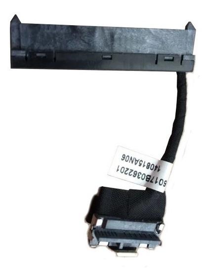 Adaptador Cabo Flat Conector Sata Hd Hp Pavilion Hp 1000 601