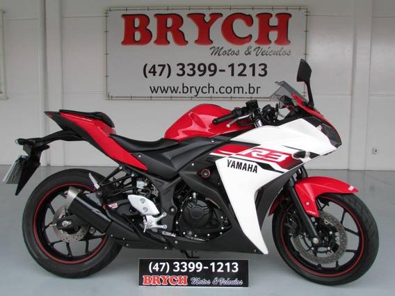 Yamaha Yzf-r3 Yzf R3 321 Abs 2016