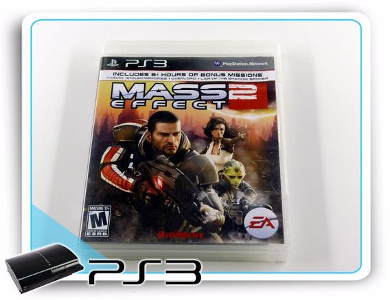 Ps3 Mass Effect 2 Original Playstation 3