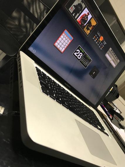 Macbook Pro 15 Core 2 Duo 2,53ghz 4gb Ddr3 Geforce 9400