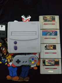 Super Nintendo Baby Completo