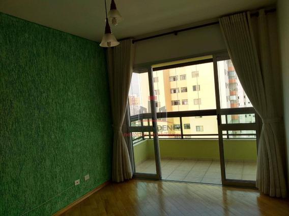 Apartamento Para Alugar, 108 M² Por R$ 2.000,00/mês - Floradas De São José - São José Dos Campos/sp - Ap3107