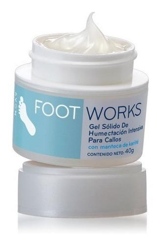 Gel Sólido Humectación Intensiva Callos Avon Footworks