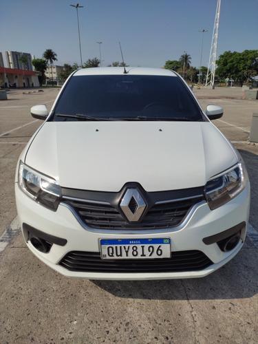 Imagem 1 de 15 de Renault Sandero 2020 1.0 Zen 12v 5p
