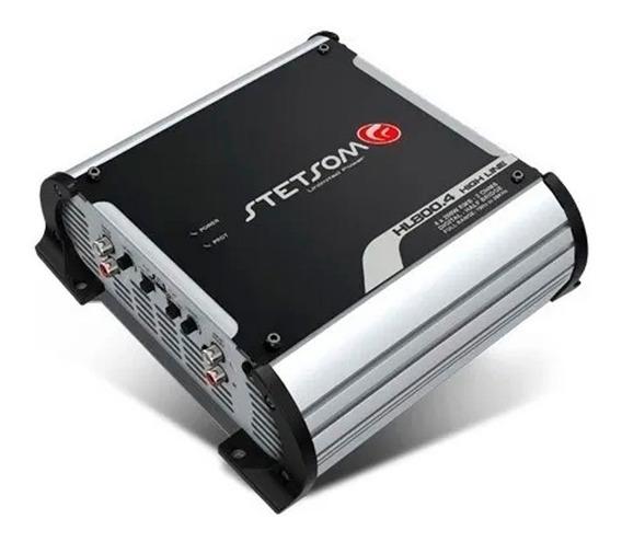 Módulo Amplificador Stetsom Hl800.4 900w 2 Ohms 4 Canais