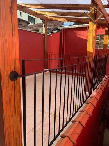 Imagem 1 de 4 de Sobrado Com 3 Dormitórios À Venda, 230 M² Por R$ 4.255.000,00 - Moema - São Paulo/sp - So8592