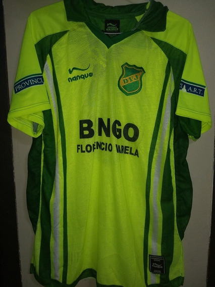 Camiseta De Defensa Y Justicia 2009 # 3 Nanque Impecable