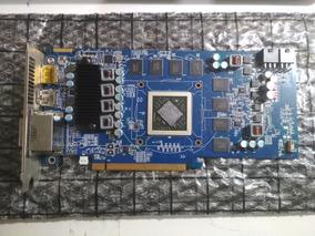 Placa Amd Radeon Hd6870 - Retirada De Componentes