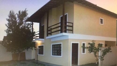 Casa Em Extensão Do Bosque, Rio Das Ostras/rj De 80m² 2 Quartos À Venda Por R$ 280.000,00 - Ca645460
