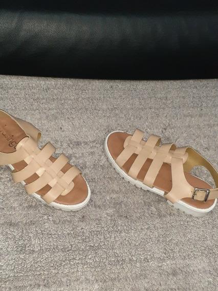 Sandalias De Niña (talla 32)