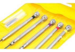 Kit Chaves De Fenda - 0,8 A 1,6 Mm + Magnetizador