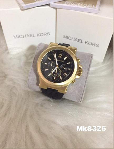 Relógio J78 Preto Michael Kors Mk8325 Sporte Promocional