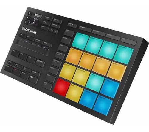 Native Instruments Maschine Mikro Mk3 Controlador Pro Ni