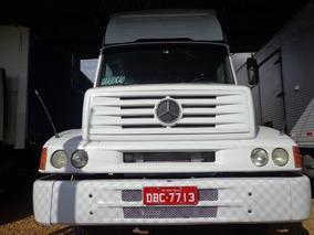 Mercedes-benz Mb L1620, Ano Fab/mod. 2004 3ºeixo Branco