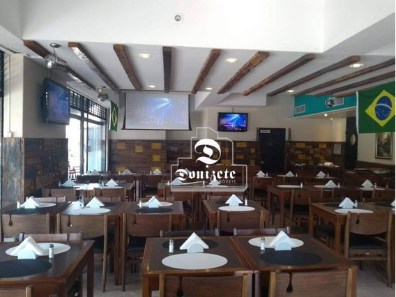 Restaurante Em São Caetano Do Sul. Bem Localizado, Em Avenida - Lo0197