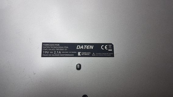 Chassi/carcaça Inferior Notebook Daten Cb14i