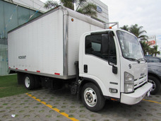 Isuzu Elf 500 Chasis Largo Manual Blanco 2011