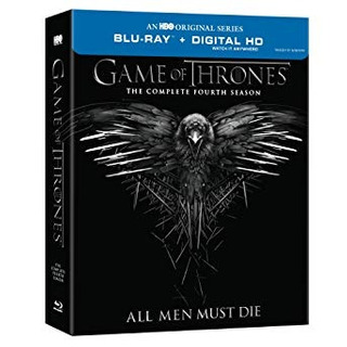 Game Of Thrones: The Complete Fourth Season (blu-ray/dvd Com
