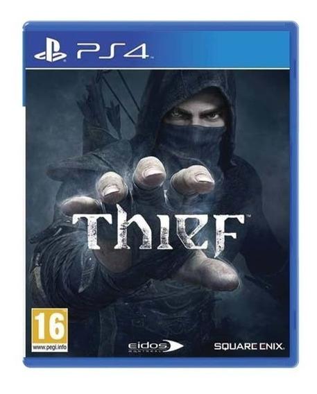 Jogo Thief Ps4 Midia Fisica Novo Lacrado