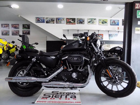 Harley Sporter883 Negra 2014