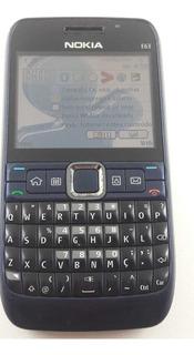Celular Nokia E63 (usado) Funcionando Perfeitamente