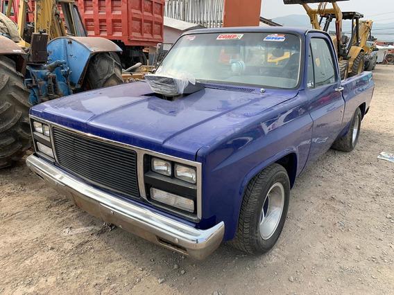 Camioneta Chevrolet C-15 1991 1/4 De Milla Para Arrancones