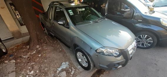 Fiat Strada Adventure Nafta ( Aty Automotores)