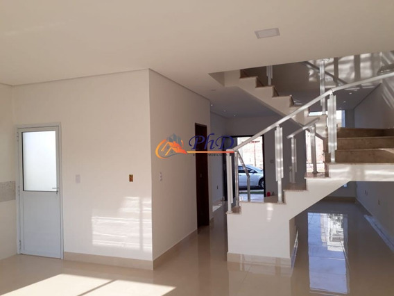 Reserva Da Mata - Casa Em Condomínio A Venda No Bairro Jardim Celeste - Jundiaí, Sp - Ph91569