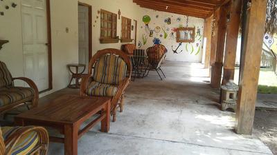 Vendo Casa De Playa En Costa Azul En Privado-bocana, Sonsona