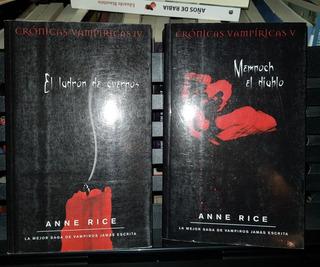 Crónicas Vampíricas. Nuevos.