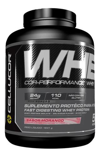 Whey Protein Cor-performance 1800g - Cellucor - Imperdível