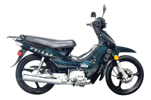 Baccio Px125 F Motos Moto Nueva 0km 2021 + Obsequios Fama