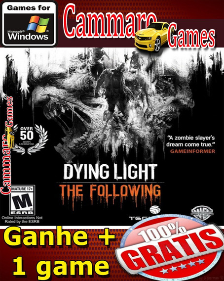 Dying Light: The Following -edição Aprimorada+ 3 Games