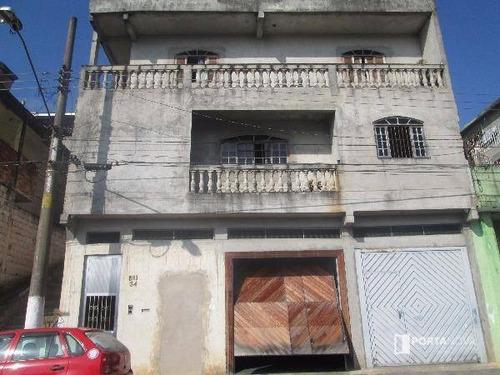 Casa Com 3 Dormitórios À Venda, 250 M² Por R$ 1.000.000,00 - Jardim Dos Morais - Embu Das Artes/sp - Ca0378