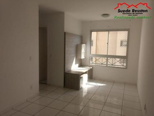 Imagem 1 de 15 de Apartamento Com 2 Quartos Para Alugar 50m² Por R$ 1.600,00 Mes - 652