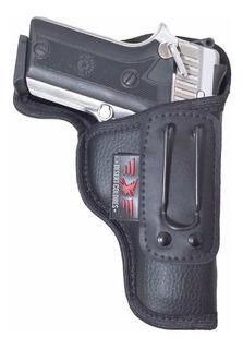 Coldre Velado Pistola 380, Pt 938, Pt 940, Pt 58 Hc Plus