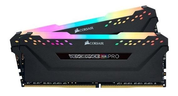 Memoria Gamer Ddr4 Corsair Vengeance Rgb Pro 3200mhz 2x8gb