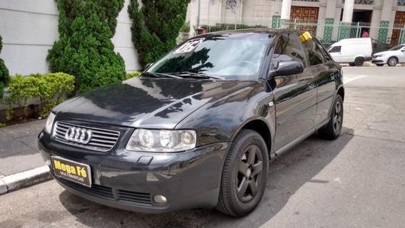 Audi A3 1.8 Completo Preto 2006 Doc Ok Ipva 2019 Pago