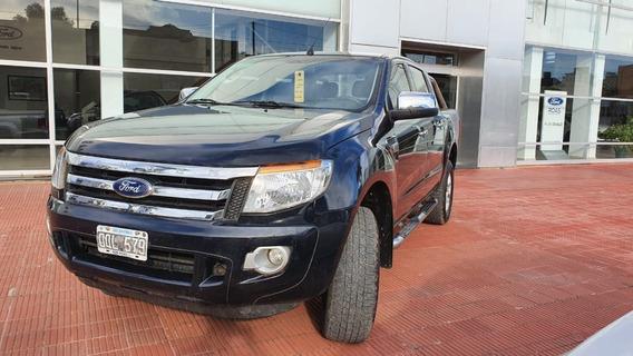 Ford Ranger 3.2 4x4 Xlt Mt Negro 2017 97.800 Km Roas