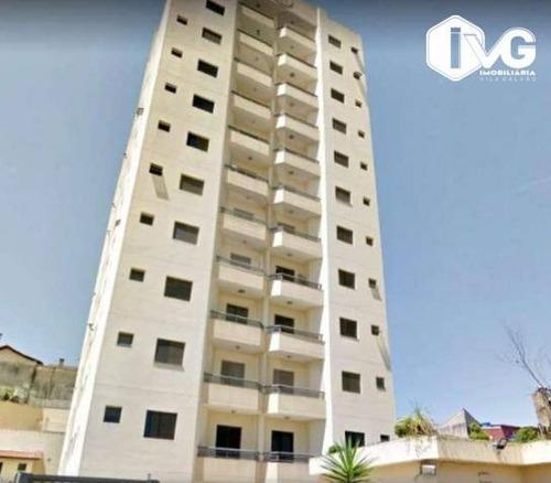 Imagem 1 de 23 de Apartamento Com 2 Dormitórios À Venda, 74 M² Por R$ 315.000,00 - Vila Rosália - Guarulhos/sp - Ap2342