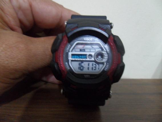 Relogio Tipo G Shock Voce 1051 Resiste Agua 3atm Caixa 45mm