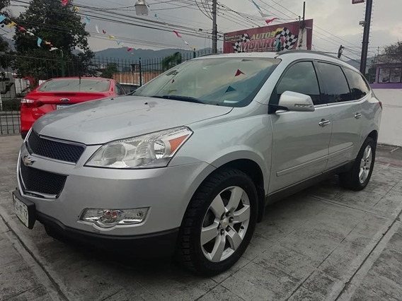 Chevrolet Traverse 2010 Lt Dvd