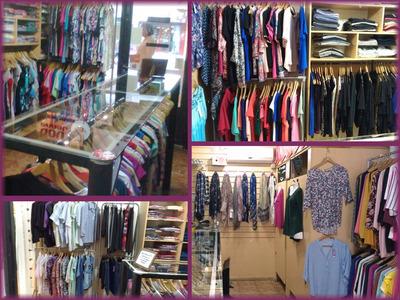 Fondo Comercio Local Indumentaria Femenina Centro Longchamps