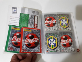 Album Futcards Coca Cola