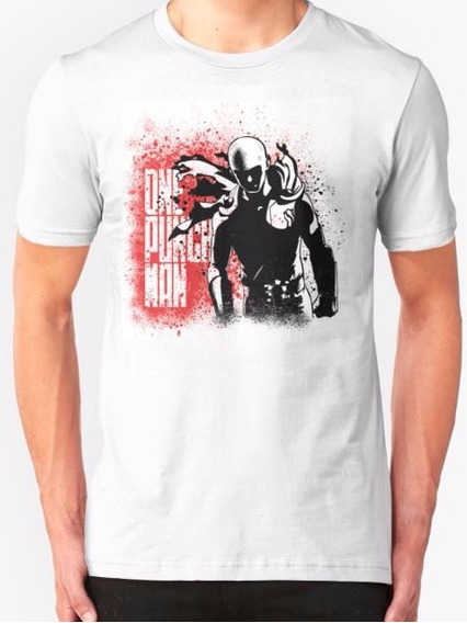 One Punch Man Playera Personalizada