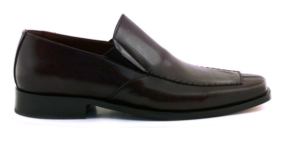 Zapato De Vestir Cuero Hombre Briganti Suela - Hccz00471